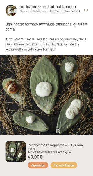 Battipaglia Mozzarella